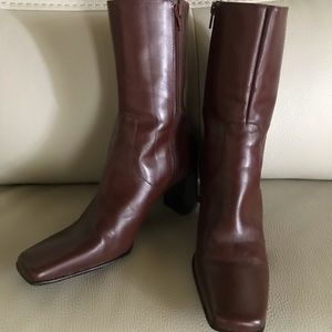 Michelle D Brown mid-heel Ankle Boots
